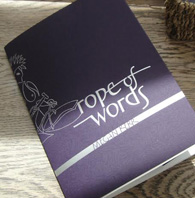 Rope of Words: Book cover